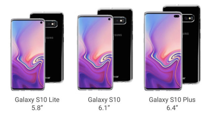 More Details On Samsung S Galaxy S10 Models And Foldable Phone
